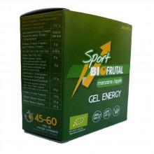 Biofrutal Gel Energy Apple 30gr x 10 Units