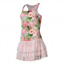 Lotto Flamiflower Dress And Bra