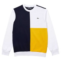 Lacoste Sport Two Ply Colourblock Cotton Blend