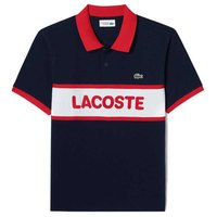 Lacoste Sport Graphic Print Cotton